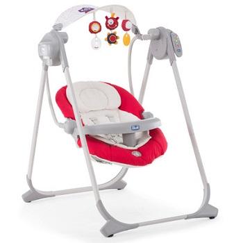 Chicco Polly Swing Up balancelle le meilleur transat bébé de la marque